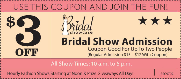 Bridal Showcase Northern California Bridal Shows